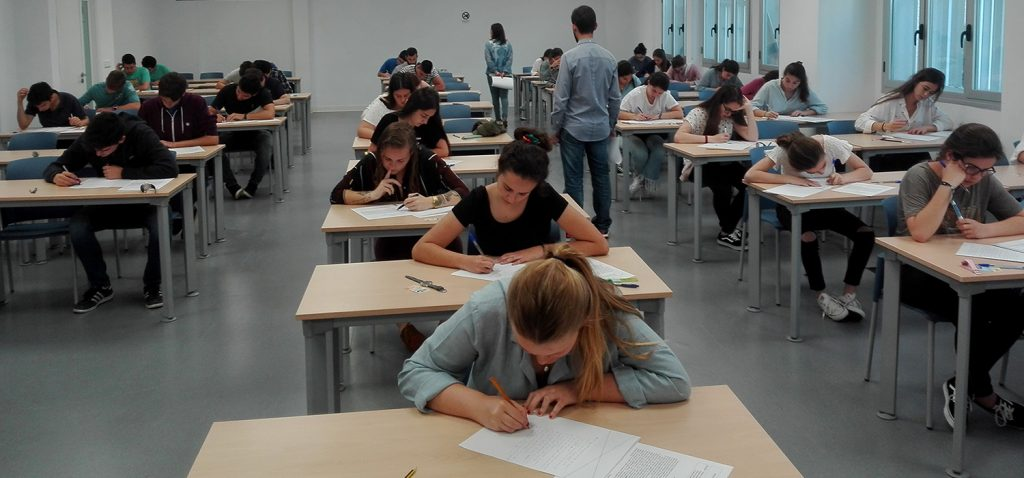 Los exámenes de la convocatoria extraordinaria de la PEVAU serán del 11 al 13 de septiembre